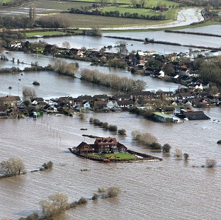Labour has criticised the Government for a slow response to the flooding crisis
