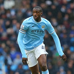 Yaya Toure has pledged his future to Manchester City