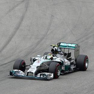 Rosberg reigns at Hockenheim