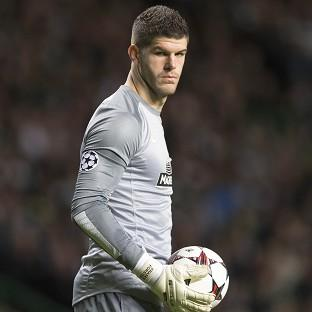 Fraser Forster had little to do as Celtic romped to victory