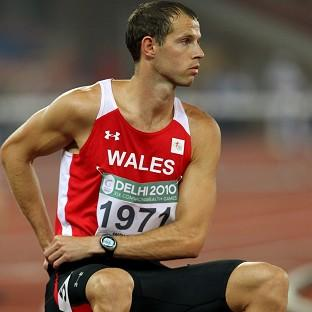 Rhys Williams is the second Welsh athlete to test positive
