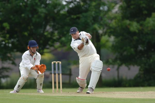Collingbourne's Owen Sheppard was busy with bat and ball