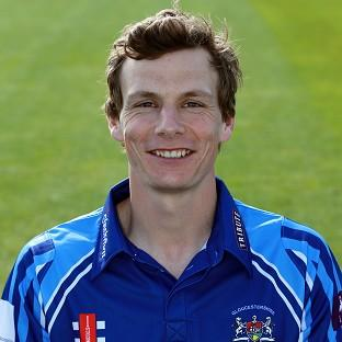 Will Gidman made an unbeaten 71 in Gloucestershire's victory