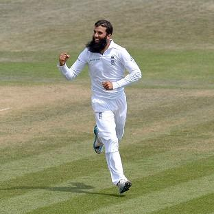 Moeen Ali took six wickets to help England record victory