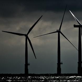 Some 14.9% of electricity in the UK was generated by renewables such as wind power