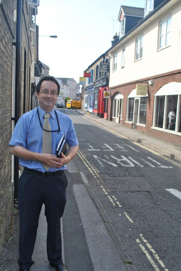 Councillor's bid to protect heritage