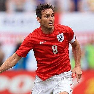 The move could boost Frank Lampard's hopes of staying in the England squad