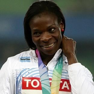 Botswana's Amantle Montsho has failed a drugs test at the Commonwealth Games in Glasgow