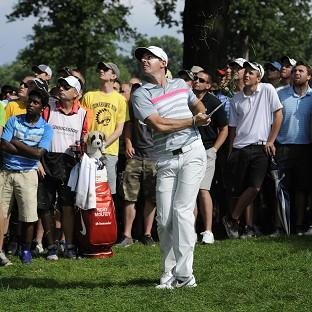 Rory McIlroy won the WGC-Bridgestone Invitational by two shots (AP)
