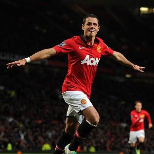 Javier Hernandez is one of a few players facing an un