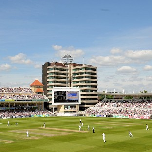 Trent Bridge, which hosted the first Test between England and India, has been given an official warning by the ICC