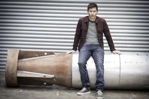 James Blunt will headline the opening night of the Wickham Festival next week.
