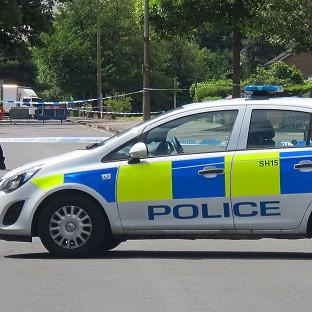 Police are appealing for witnesses after the victim was assaulted by two