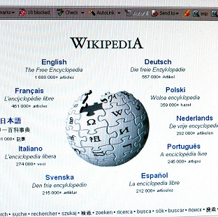 Wikipedia attack on 'censorship'