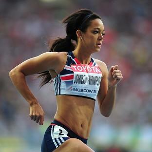 Katarina Johnson-Thompson has endured an injury-plagued summer