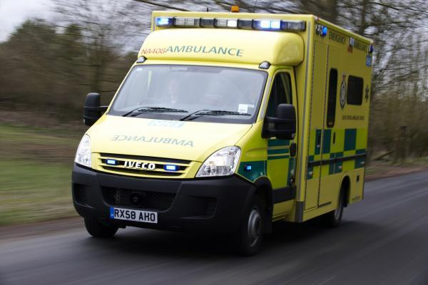 Four people taken to hospital following Whitchurch crash