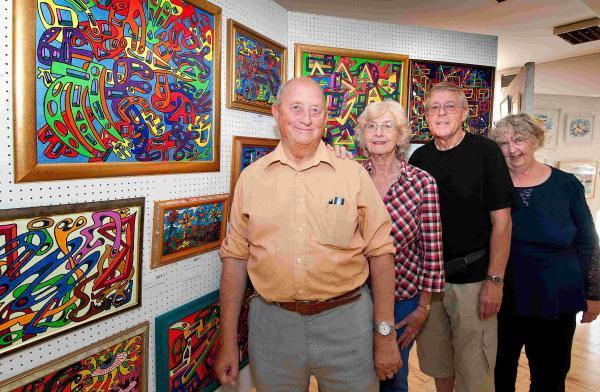 Artists given a chance to showcase their work