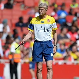 Arsene Wenger, pictured, admits Thomas Vermaelen is on his way out of the club
