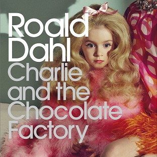 Chocolate Factory book cover furore