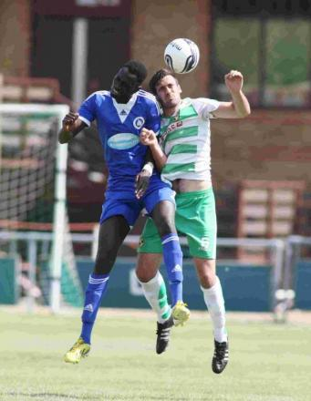 Andover Town make Wessex Premier debut