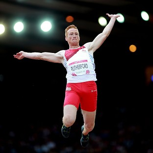 Greg Rutherford won Commonwealth gold in Glasgow