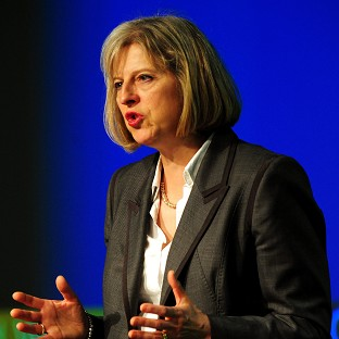 Home Secretary Theresa May was accused by Labour of mismanaging her department