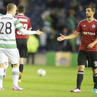 Legia had beaten Celtic home and away