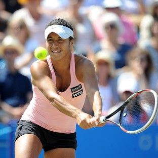 Heather Watson is leaving Cincinnati early