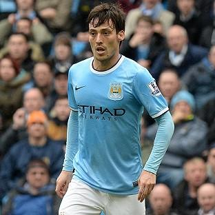 David Silva wants to add the Champions League to his collection of silverware