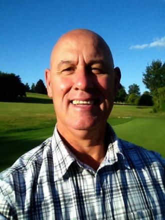 New secretary and head pro at Andover GC Sid Trench
