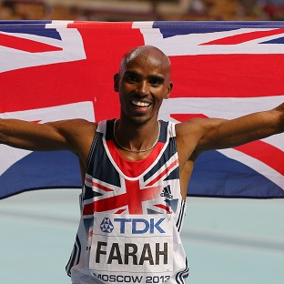 Farah claims Euro gold