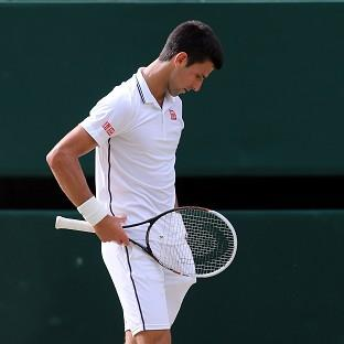 Novak Djokovic has suffered another early exit