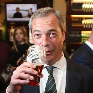 Farage tilting at South Thanet seat