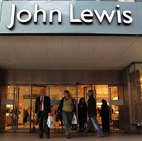 John Lewis to cut down on free cake