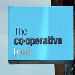 The Co-op Bank made a £75.8 million pre-tax loss in the first half of the year