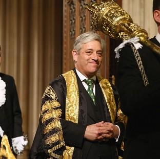 Two former cabinet ministers have raised concerns about John Bercow's proposed appointment of a new Commons clerk