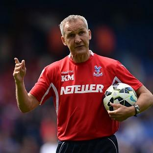 Keith Millen maintains his desires on taking the vacant Crystal Palace job