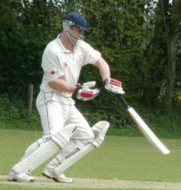 Ben Parkyn's big ton saw Amport II closer to the title