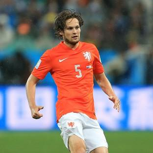 Daley Blind looks set to become Manchester United's latest signing