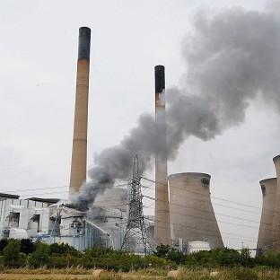A fire at Ferrybridge power station is among the conc