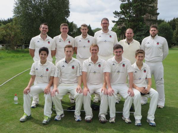 Andover II were crowned champions of County 3 North on Saturday