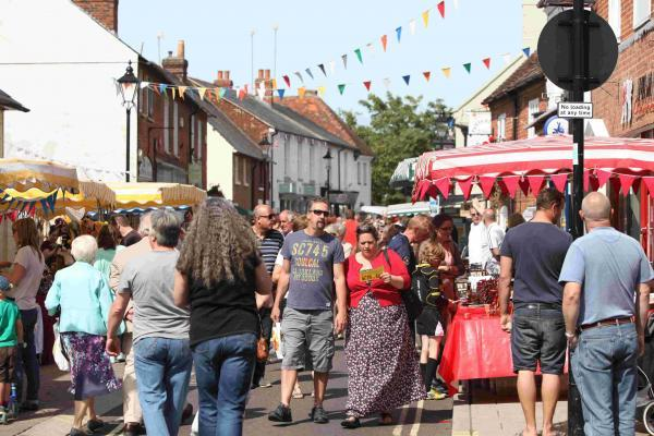 Andover Advertiser: Romsey Food Festival