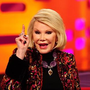Joan Rivers has died at the age of 81