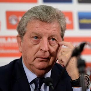 Roy Hodgson leapt to the defence of his England team