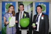 Stannah recognised for green credentials