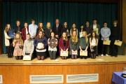 GSCE excellence celebrated at awards evening
