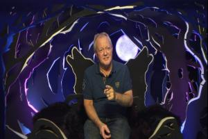 Keith Chegwin is butt of Celebrity Big Brother's practical joke