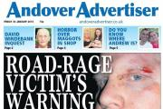 Your Andover Advertiser, out now and still only 75p