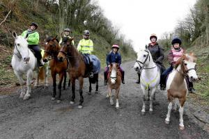 Trail users plot legal challenge over £300,000 bridleway works