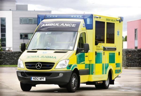 Ambulance service warns of busy night with World Cup semi final